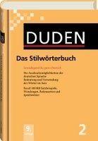 Bibliographisches Institut DUDEN Band 2 - DAS STILWOERTERBUCH - DROSDOWSKI, G., ECKEY, ... cena od 367 Kč