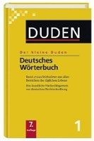Bibliographisches Institut KLEINE DUDEN 1 - DEUTSCHES WÖRTERBUCH - Dudenredaktion cena od 202 Kč