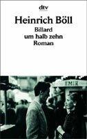 Deutscher Taschenbuch Verlag BILLARD UM HALBZEHN - BOELL, H. cena od 245 Kč