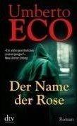 Eco Umberto: Name der Rose cena od 250 Kč