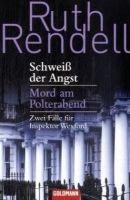 Random House SCHWEISS ANGST / POLTERABEND - RENDELL, R. cena od 158 Kč