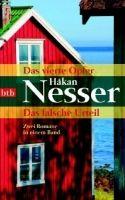 Random House VIERTE OPFER / FALSCHE URTEIL - NESSER, H. cena od 210 Kč