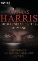 Random House HANNIBAL LECTER TRILOGIE - HARRIS, T. cena od 280 Kč