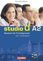 Cornelsen Verlagskontor GmbH STUDIO D A2 KURS UND ÜBUNGSBUCH + CD - DEMME, S., FUNK, H., ... cena od 265 Kč
