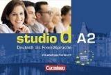 Cornelsen Verlagskontor GmbH STUDIO D A2 VOKABELTASCHENBUCH - FUNK, H. cena od 150 Kč