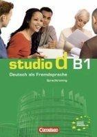 Cornelsen Verlagskontor GmbH STUDIO D B1 SPRACHTRAINING - FUNK, H., NIEMANN, R. M. von cena od 226 Kč
