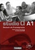 Cornelsen Verlagskontor GmbH STUDIO D A1 UNTERRICHTSVORBEREITUNG - DEMME, S., FUNK, H. cena od 318 Kč