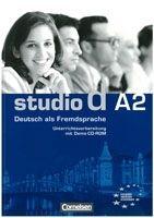 Cornelsen Verlagskontor GmbH STUDIO D A2 UNTERRICHTSVORBEREITUNG - FUNK, H. cena od 318 Kč