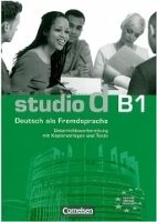 Cornelsen Verlagskontor GmbH STUDIO D B1 UNTERRICHTSVORBEREITUNG - FUNK, H. cena od 306 Kč
