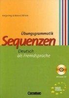 Cornelsen Verlagskontor GmbH SEQUENZEN GRAMMATIK MIT LOSUNGSSCHLUSSEL UND HORTEXT - CD - ... cena od 186 Kč