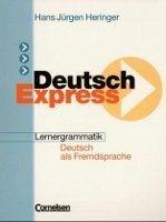 Cornelsen Verlagskontor GmbH DEUTSCH EXPRESS GRAMMATIKHEFT - HERINGER, H. J. cena od 231 Kč