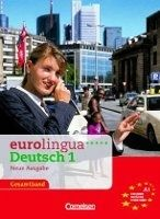 Cornelsen Verlagskontor GmbH EUROLINGUA A 1 KURS UND ARBEITSBUCH - FUNK, H., KÖNIG, M. cena od 453 Kč