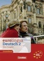 Cornelsen Verlagskontor GmbH EUROLINGUA A2 KURS UND ARBEITSBUCH - FUNK, H., KÖNIG, M. cena od 413 Kč
