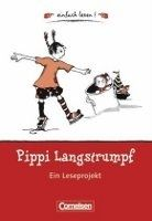 Cornelsen Verlagskontor GmbH EINFACH LESEN! PIPPI LANGSTRUMPF - LINDGREN, A. cena od 163 Kč