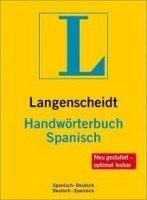 Megabooks LANGENSCHEIDT HANDWÖRTERBUCH SPANISCH - LANGENSCHEIDT, REDAK... cena od 1030 Kč