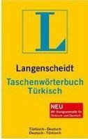 Megabooks Langenscheidt TASCHENWÖRTERBUCH TÜRKISCH - LANGENSCHEIDT, RE... cena od 764 Kč