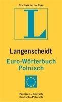 Megabooks Langenscheidt EURO-WÖRTERBUCH Polnisch - WALEWSKI, S. cena od 399 Kč
