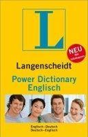 Megabooks Langenscheidt POWER DICTIONARY ENGLISH - LANGENSCHEIDT, REDA... cena od 322 Kč