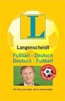 Megabooks LANGENSCHEIDT FUSSBALL - DEUTSCH / DEUTSCH - FUSSBALL - DELL... cena od 0 Kč