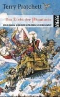 Piper Verlag DAS LICHT DER PHANTASIE - Pratchett Terry cena od 266 Kč