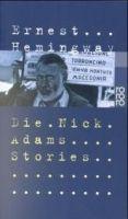 Rowohlt Verlag DIE NICK ADAMS STORIES - HEMINGWAY cena od 191 Kč