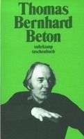 Suhrkamp Verlag BETON - BERNHARD, T. cena od 271 Kč