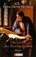 Ullstein Verlag DIE LIEBE DES KARTOGRAPHEN - BENNING, P., DURST cena od 271 Kč