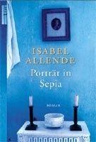 Ullstein Verlag PORTRAET IN SEPIA - ALLENDE, I. cena od 267 Kč