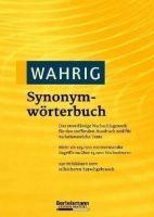 Random House WAHRIG*3*SYNONYMWÖRTERBUCH - ROLL, B., WENZEL, F. cena od 544 Kč