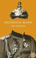 Fischer Verlage DER UNTERTAN - MANN, H. cena od 234 Kč