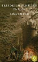 Fischer Verlage DIE RÄUBER - SCHILLER, F. cena od 234 Kč