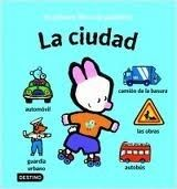 Editorial Planeta, S.A. LA CIUDAD. MI PRIMER LIBRO DE PALABRAS - GOT, Y. cena od 0 Kč