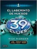 Editorial Planeta, S.A. THE 39 CLUES 1: EL LABERINTO DE HUESOS - RIORDAN, R. cena od 0 Kč