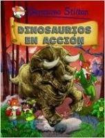 Editorial Planeta, S.A. GERONIMO STILTON 7: DINOSAURIOS EN ACCION (comics) - STILTON... cena od 318 Kč