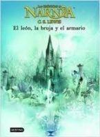 Editorial Planeta, S.A. NARNIA 2: EL LEON, LA BRUJA Y EL ARMARIO - LEWIS, C.S. cena od 193 Kč