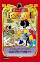 Editorial Planeta, S.A. TRIBU DE CAMELOT 7: CARLOTA Y EL MISTERIO DE LA EXTRANA VAMP... cena od 0 Kč