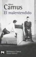 Comercial Grupo ANAYA EL MALENTENDIDO - CAMUS, A. cena od 0 Kč