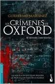 Editorial Planeta, S.A. LOS CRÍMENES DE OXFORD - MARTÍNEZ, G. cena od 220 Kč