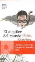 Editorial Planeta, S.A. EL ALQUILER DEL MUNDO - SANCHEZ, P. cena od 0 Kč