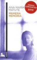 Editorial Planeta, S.A. PRIMERA MEMORIA - MATUTE, A. cena od 0 Kč
