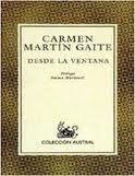 Editorial Planeta, S.A. DESDE LA VENTANA - GAITE, C.M. cena od 0 Kč
