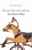 RANDOM HOUSE MONDADORI DE MI VIDA REAL NADA SÉ - MOIX, A.M. cena od 382 Kč