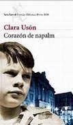 Editorial Planeta, S.A. CORAZON DE NAPALM - USON, C. cena od 400 Kč