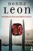 Editorial Planeta, S.A. PIEDRAS ENSANGRENTADAS - LEON, D. cena od 221 Kč