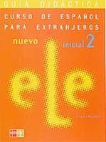 Grupo Editorial NUEVO ELE INICIAL 2 GUIA DIDACTICA - BOROBIO, V. cena od 306 Kč