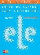 Grupo Editorial NUEVO ELE INTERMEDIO GUIA DIDACTICA - BOROBIO, V. cena od 0 Kč