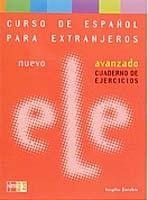 Grupo Editorial NUEVO ELE AVANZADO CUADERNO DE EJERCICIOS - BOROBIO, V. cena od 0 Kč