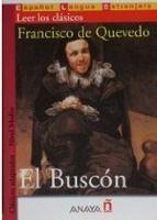 Comercial Grupo ANAYA LLC2*EL BUSCON /Anaya/ - QUEVEDO, F. de cena od 176 Kč