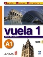 Comercial Grupo ANAYA VUELA 1 LIBRO DEL ALUMNO A1 cena od 338 Kč