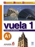 Comercial Grupo ANAYA VUELA 1 CUADERNO DE EJERCICIOS A1 cena od 221 Kč